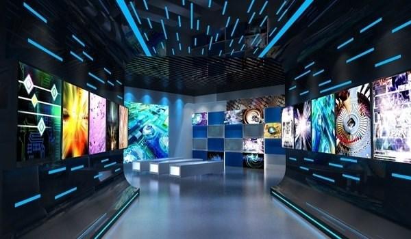 互动多媒体_多媒体互动数字展厅的应用领域