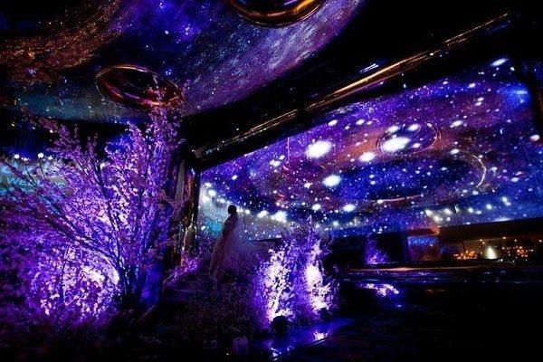 全息投影3D宴會廳