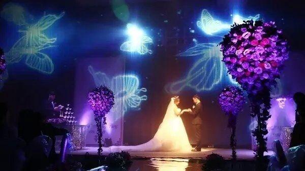 3D全息投影婚礼