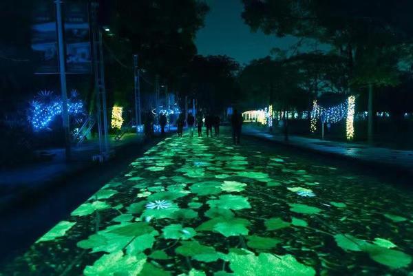 深圳海上田园光影节